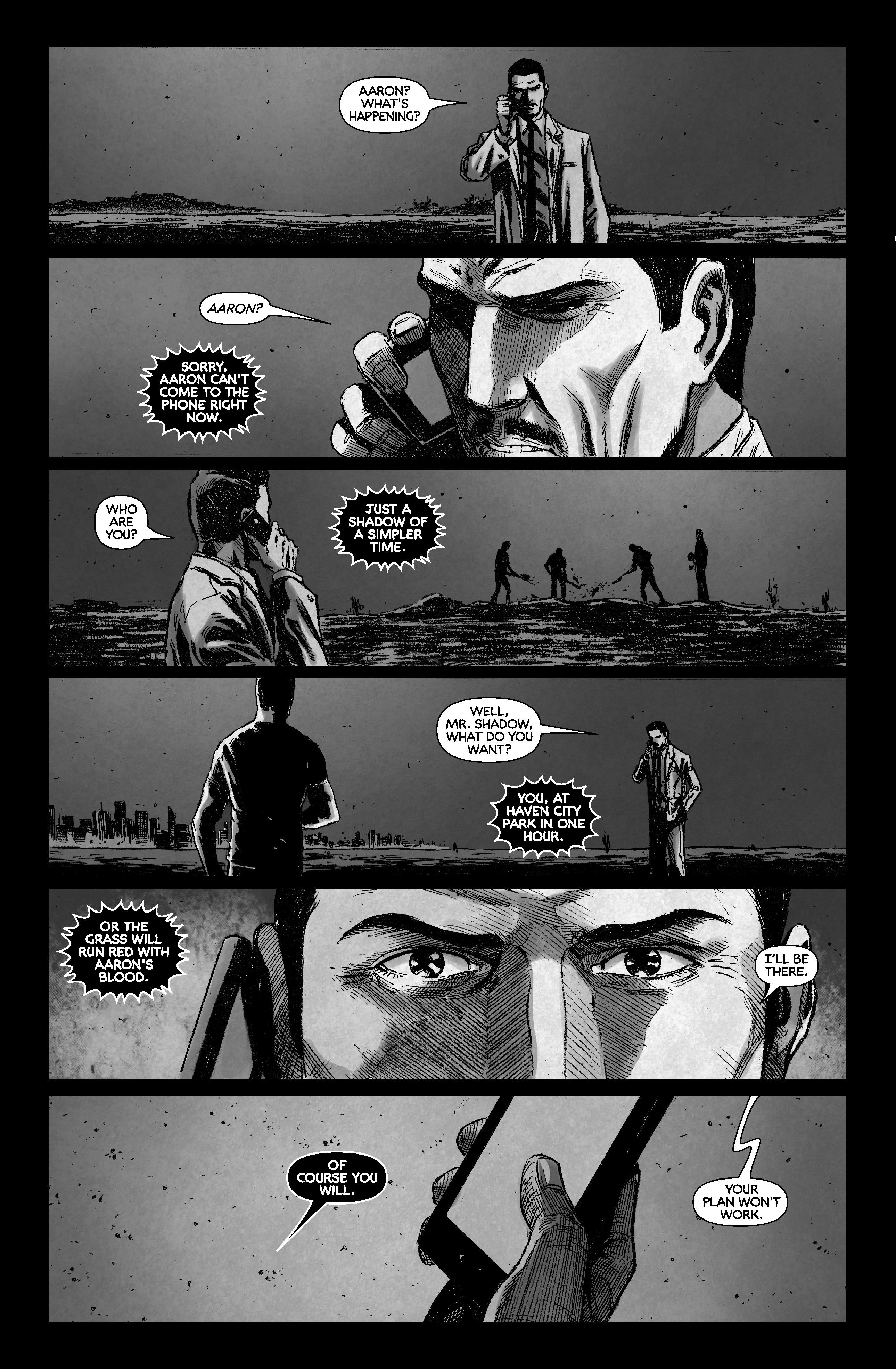 (21) Mr. Shadow